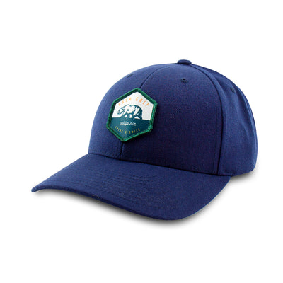 Scout Snapback (Mid-Crown) - Palm Golf Co.