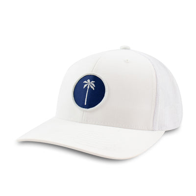 Local Snapback Trucker (Mid-Crown) - Palm Golf Co.
