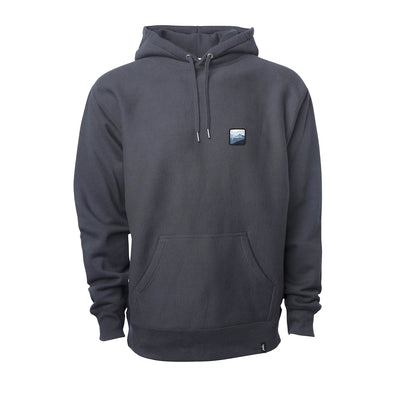 Nomad Hoodie - Charcoal - Palm Golf Co.