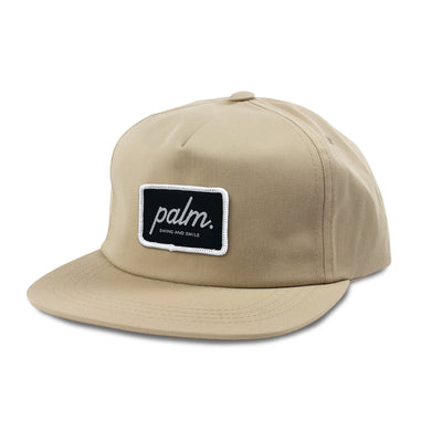 The Roadie - Khaki (Unstructured) - Palm Golf Co.