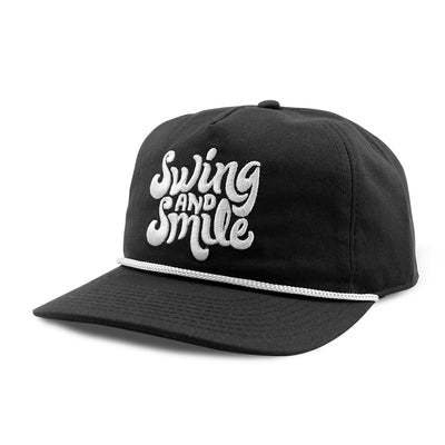 Swinger Snapback (Mid-Crown) - Palm Golf Co.