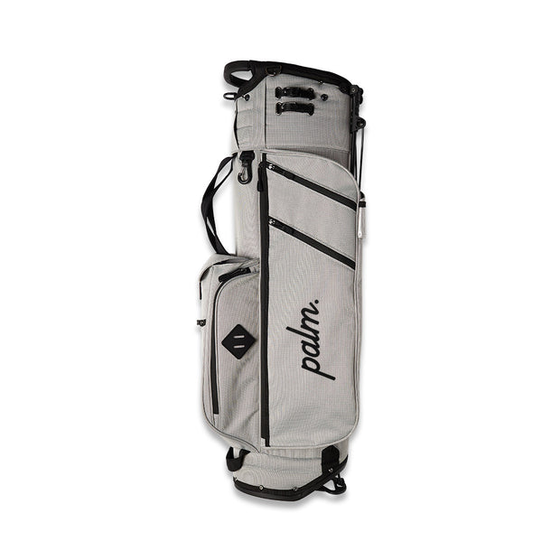 Palm x Jones 'Utility Trouper' Golf Bag - Stone - Palm Golf Co.