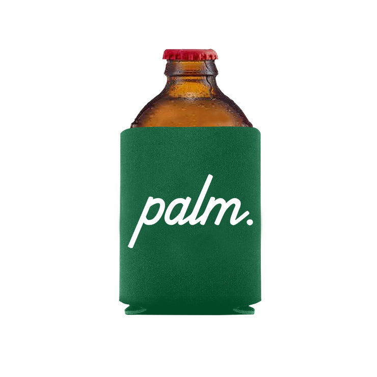 Laid Back Open Can Cooler - Fairway Green - Palm Golf Co.