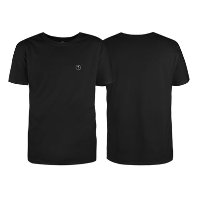 Pierside T-Shirt - Black - Palm Golf Co.