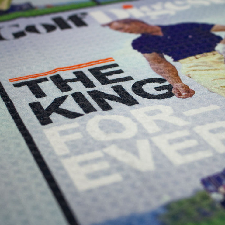 The King Towel - Palm Golf Co.