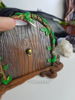 Load image into Gallery viewer, Tree of Life Fairy Door
