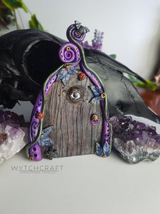 Haunted Forest Faerie Realm Fairy Door