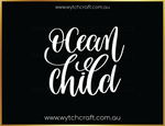 Load image into Gallery viewer, Ocean Child - Earth Warrior Eco Sticker