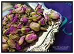 Load image into Gallery viewer, Pink Rose | Homegrown Organic Witches Herb