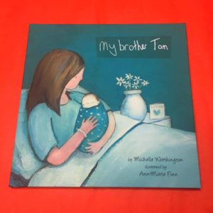 NEW – My Brother Tom by Michelle Worthington