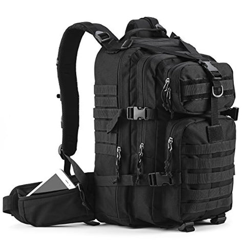 Gelindo Military Tactical Backpack, Hydration Backpack