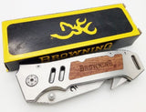 Browning Counter Strike Rescue Folding Bowie Knife
