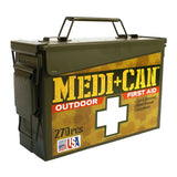 Be Smart Get Prepared 270-Piece Medi+Can First Aid Kit