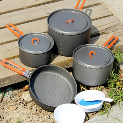 Fire Maple Pot Camping Cookware  4-5 Person