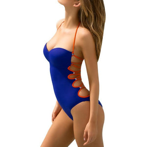 Push up One-Piece Swimsuit
