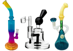Bongs & Smoking accessories
