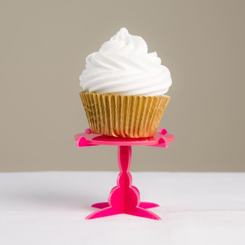 Cupcake Stands - Funky Laser