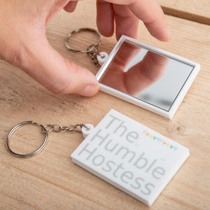 Custom Printed Pocket Mirrors - Funky Laser