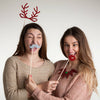Christmas Photo Booth Props - Funky Laser