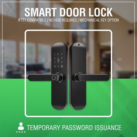 Smart wifi doorlock ifttt compatible