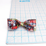 Avengers Hulk Clip On Bow Tie, Men's Accessories, Cool Red Bowties, Bow Ties, Ebony Rae - Ebony Rae Shop