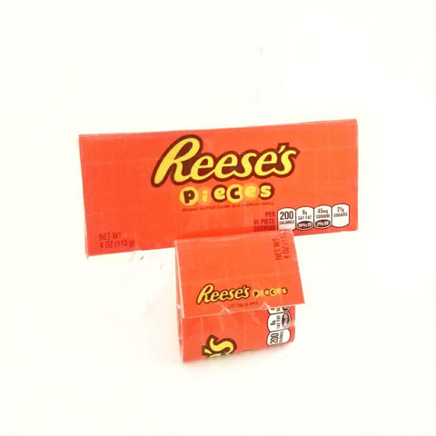 Reese's Pieces Candy Box Wallet Coin Pouch for Women, Women's Gift Set