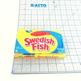Swedish Fish Candy Box Women's Gift Set, Women's Wallet & Coin Pouch