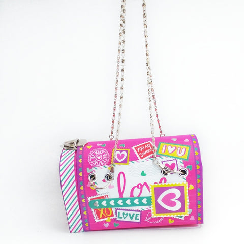 Valentines Day Mailbox Purse, Cute Valentine's Candy Box, Women's Gift