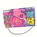 Teen Titans Pink Women's Purse Shoulder Bag, Geek Gifts for Women