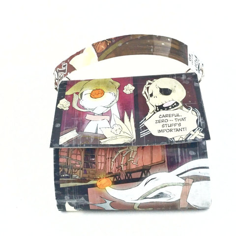 Jack Skellington Zero Nightmare Before Christmas Halloween Mini Purse