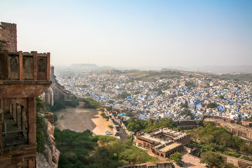 Jodhpur by Natalie Bannister for Tulasii