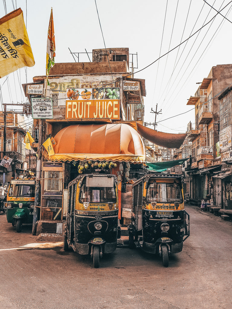 Jodhpur India by Natalie Bannister for Tulasii