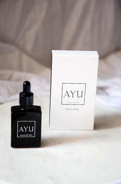 Black Musk perfume oil ~ Ayu