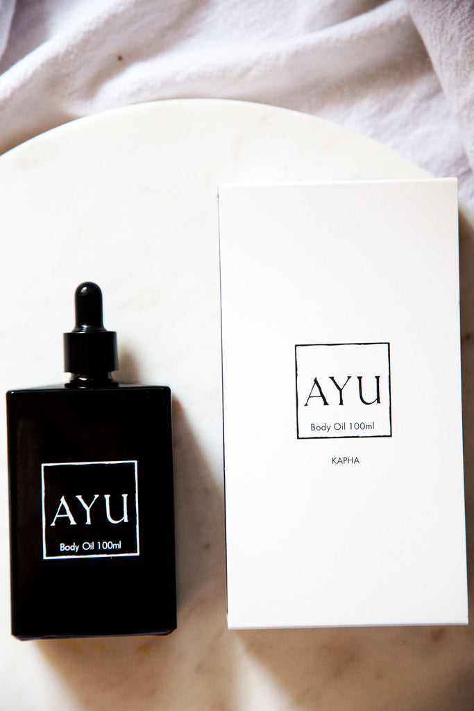 Kapha Body Oil ~ Ayu