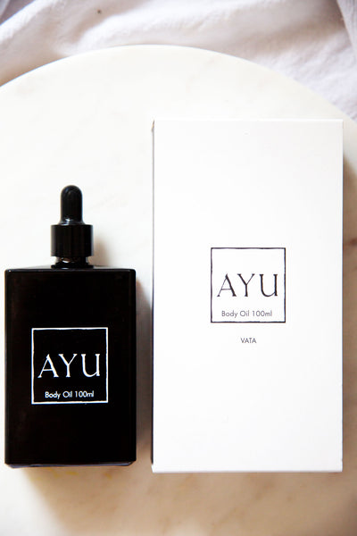 Vata Body Oil ~ Ayu