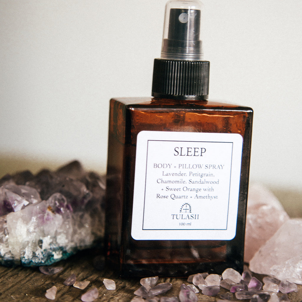 SLEEP Relaxation Room + Body spray ~ 100 ml