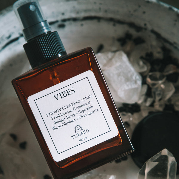 VIBES Energy Clearing spray