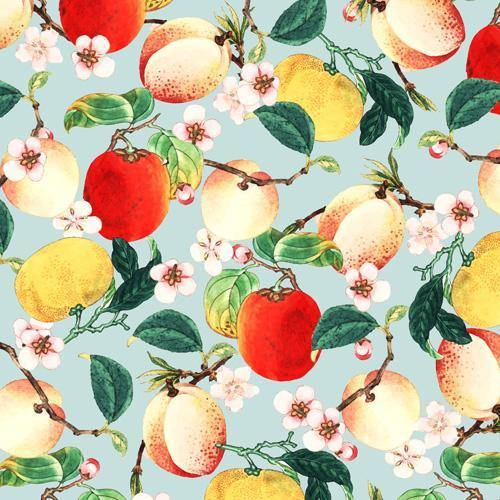 83 Oranges Fruity Summer Shower Curtain - theprintypeople