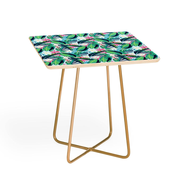 83 Oranges Tropical Eye Candy Side Table - theprintypeople