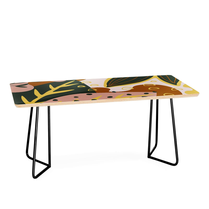Alisa Galitsyna Floral Magic III Coffee Table - theprintypeople