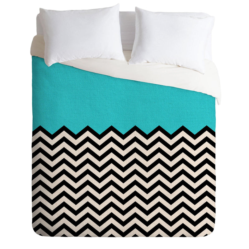 Bianca Green Follow The Sky Duvet Cover - theprintypeople