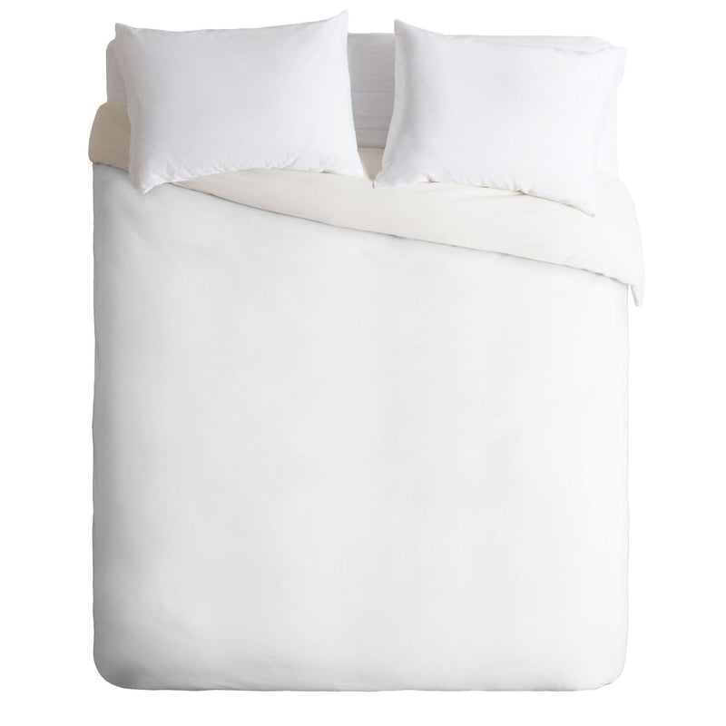 Bird Wanna Whistle White Water Duvet Cover - theprintypeople