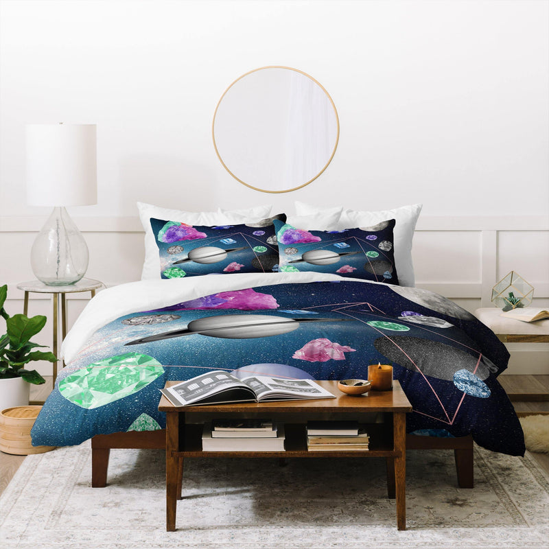 Ceren Kilic In The Sky Duvet Cover - theprintypeople