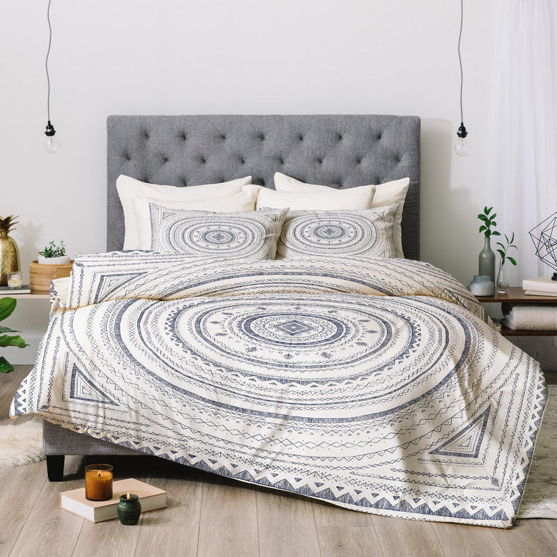 Dash and Ash Finch Comforter - theprintypeople