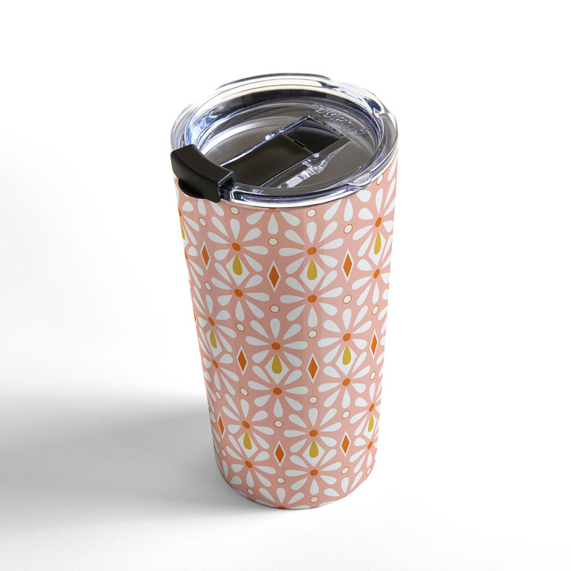 Heather Dutton Fleurette Radiant Travel Mug - the printy people