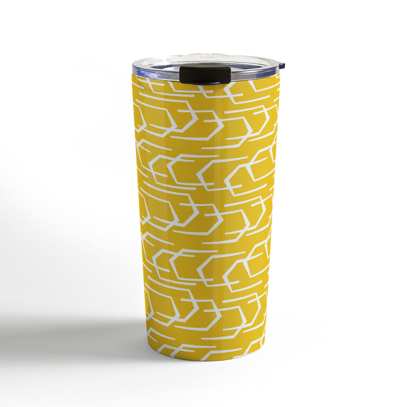 Heather Dutton Going Places Sunkissed Travel Mug - the printy people