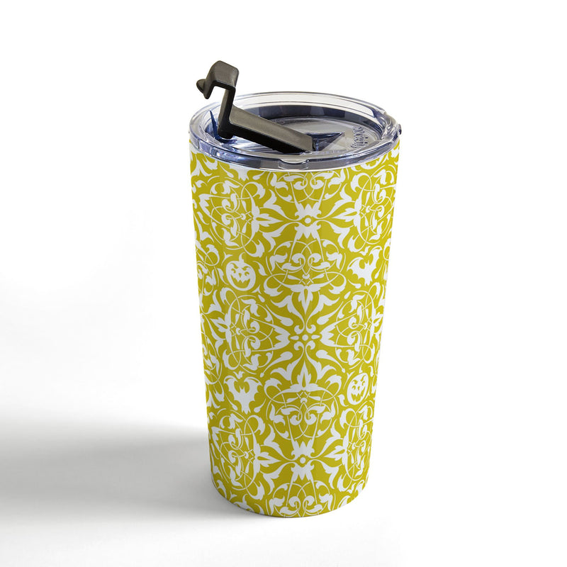 Heather Dutton Gothique Glow Travel Mug - theprintypeople