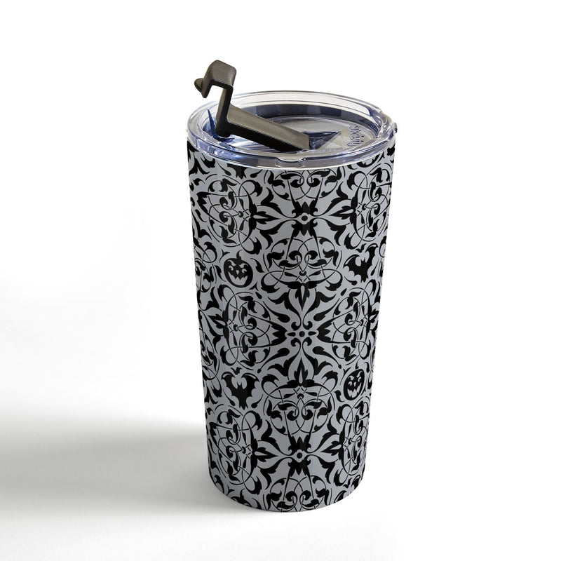 Heather Dutton Gothique Travel Mug - theprintypeople