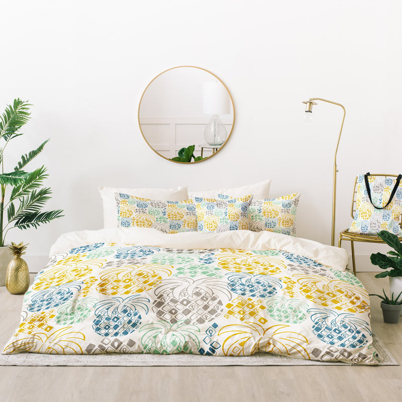 Heather Dutton Juicy Bed In A Bag Duvet Cover Set - Bed In A Bag - theprintypeople