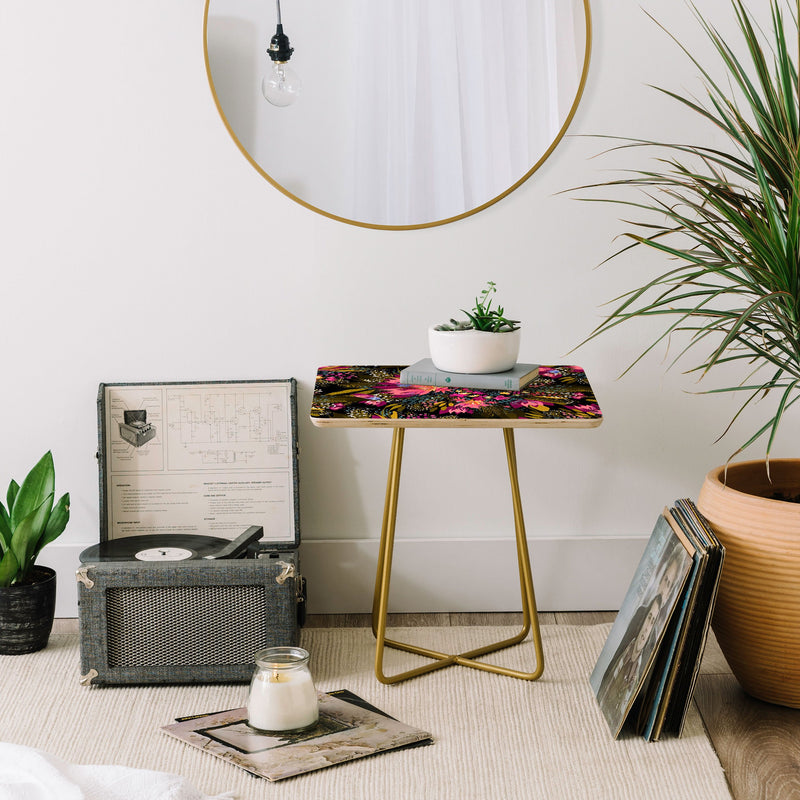 Iveta Abolina Bijou I Side Table - theprintypeople